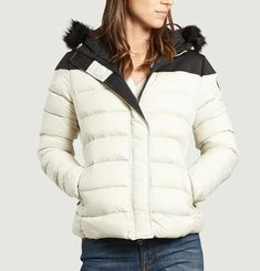 Bertha Padded Jacket