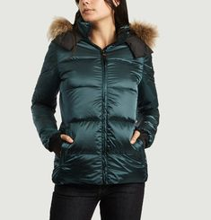Olga Shiny Padded Jacket