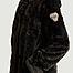 matière Manteau effet fourrure à capuche Fortuna - Gertrude + Gaston
