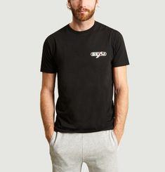 T-shirt Logotype et Bande Latérale
