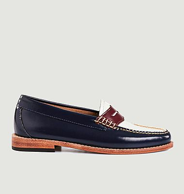 Mocassins Weejuns Penny Tricolore
