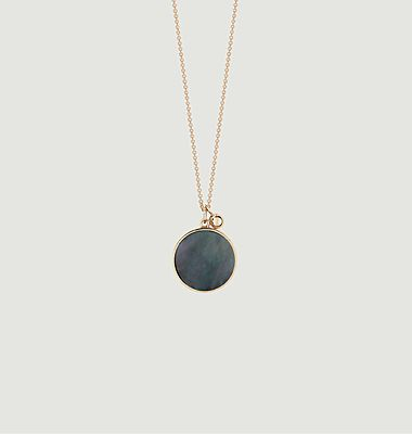 Collier Disc Ever black