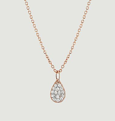 Collier mini diamond Bliss