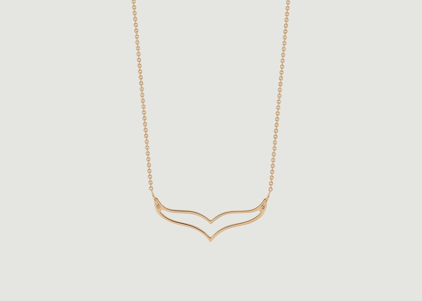 Mini Wise Necklace - Ginette NY