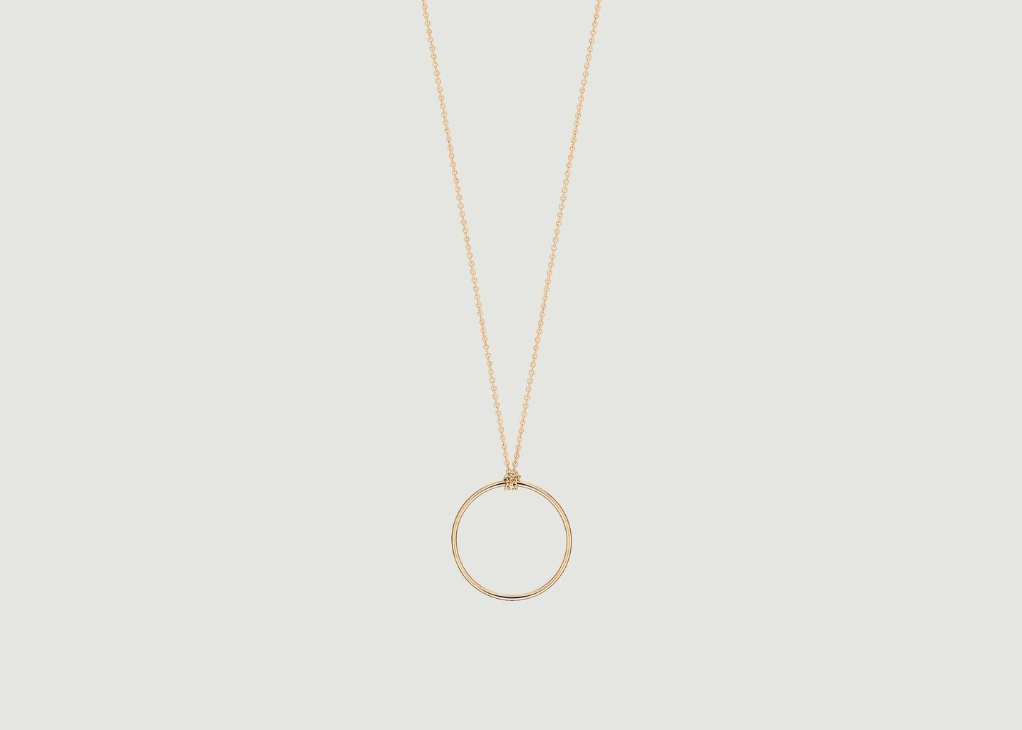 Collier Mini Circle - Ginette NY