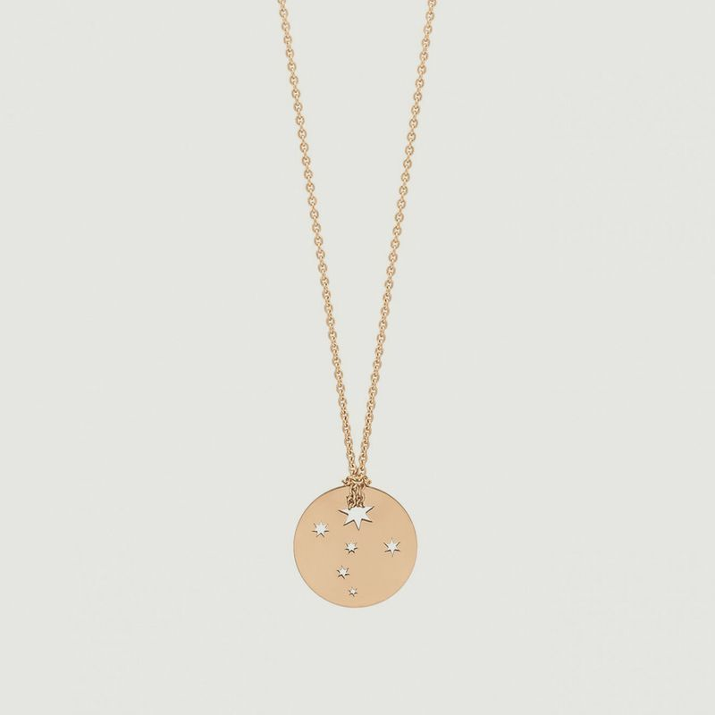 Collier Mini Milky Way - Ginette NY