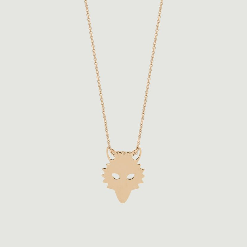 Collier Mini Wolf - Ginette NY