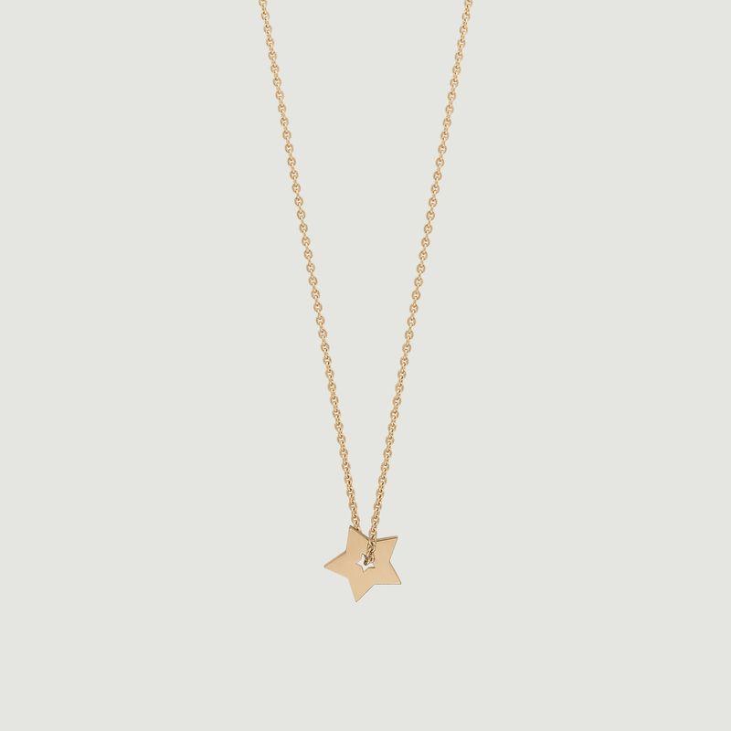 Collier Mini Star - Ginette NY