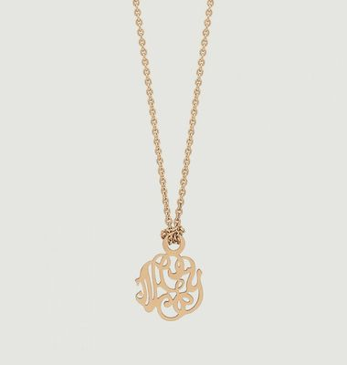 Collier Mini Monogram