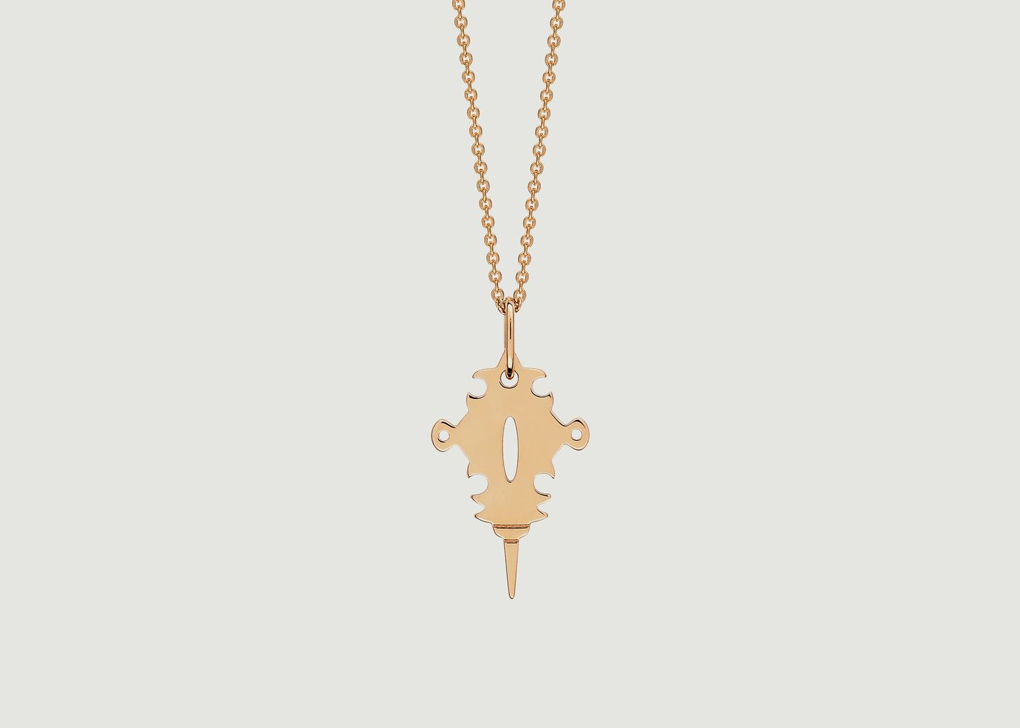 Mini Tanger Necklace - Ginette NY