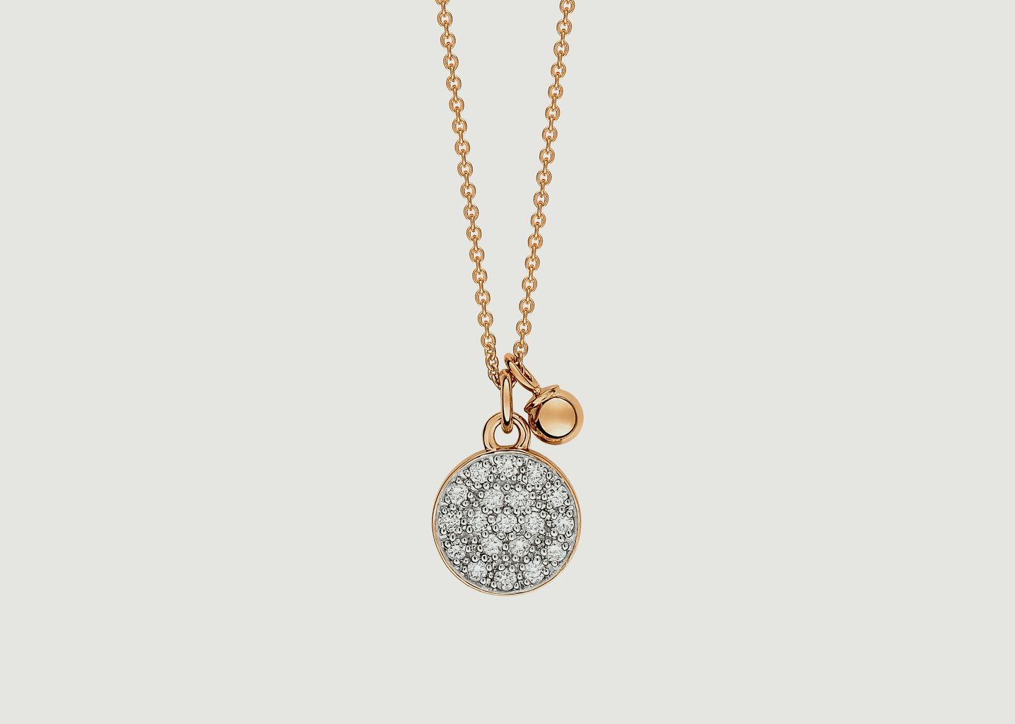 Mini Ever Necklace - Ginette NY