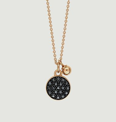 Collier Mini Ever Diam Black