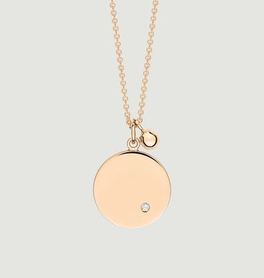 Collier Mini Ever Disc Diam
