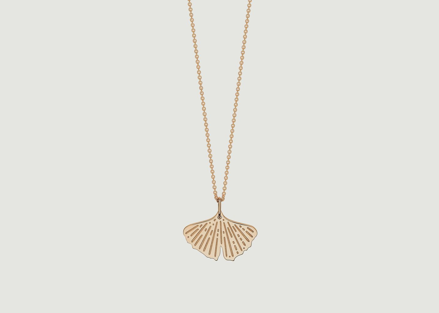 Collier Gingko - Ginette NY