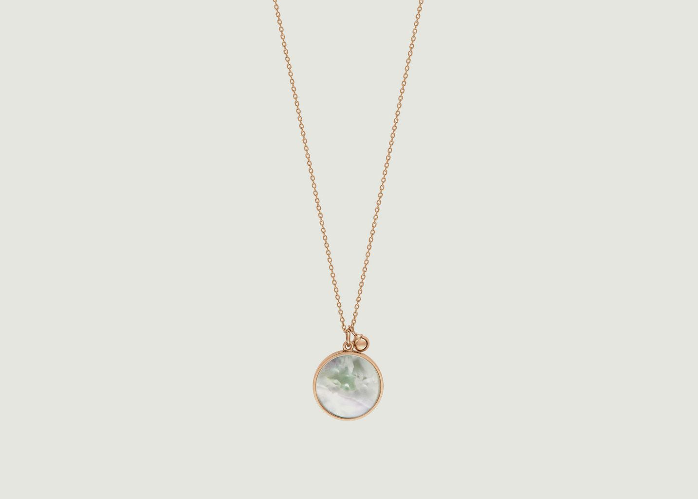 Collier Maria Mop Disc - Ginette NY