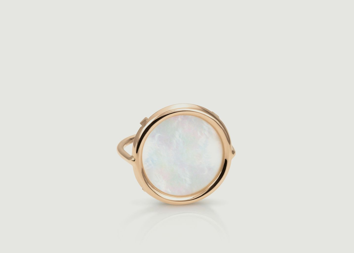 Bague Disc - Ginette NY