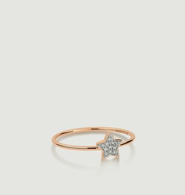 Bague Tiny Diamond Star