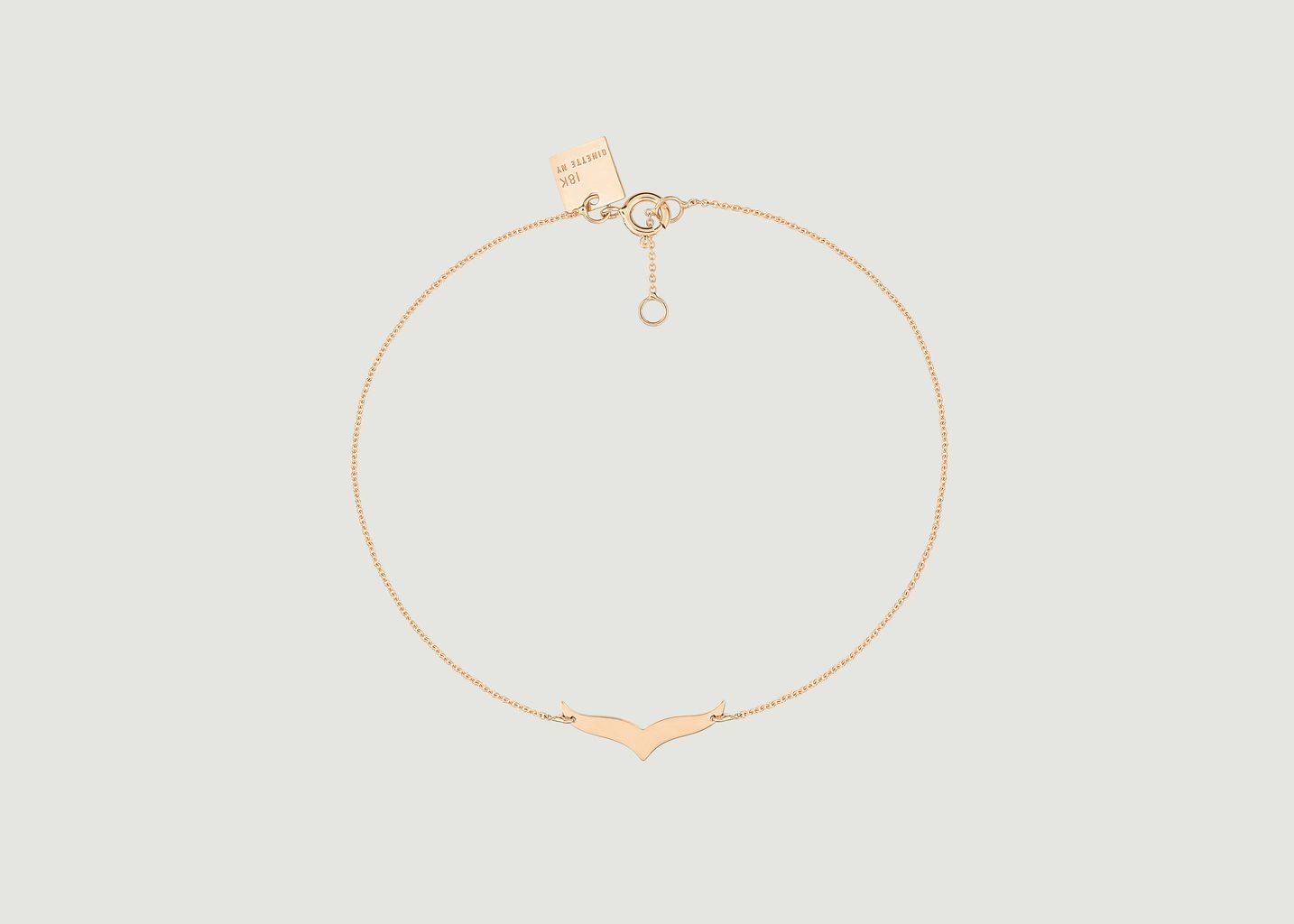 Bracelet Chaine Wise - Ginette NY