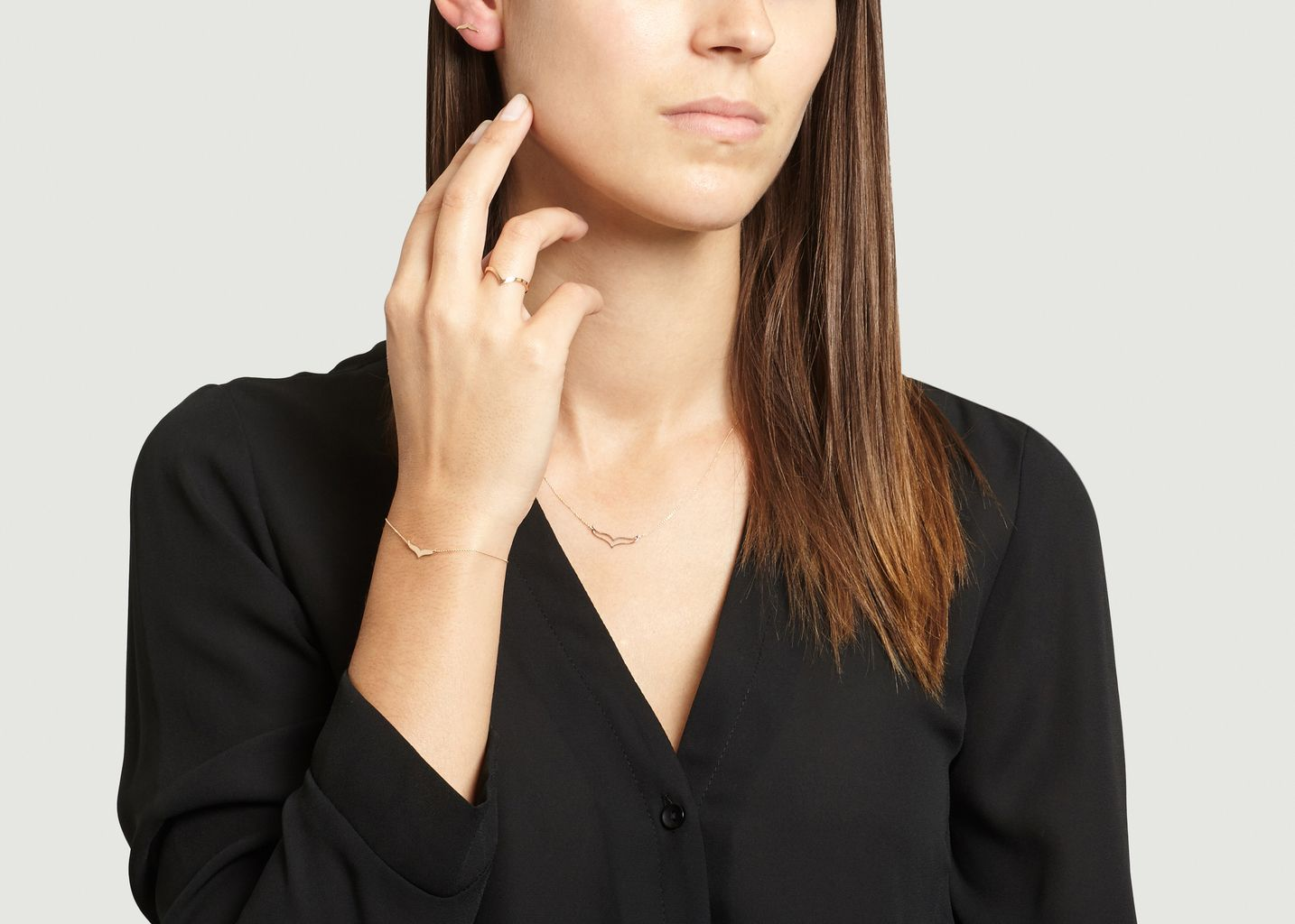 Boucle d'Oreilles Wise - Ginette NY