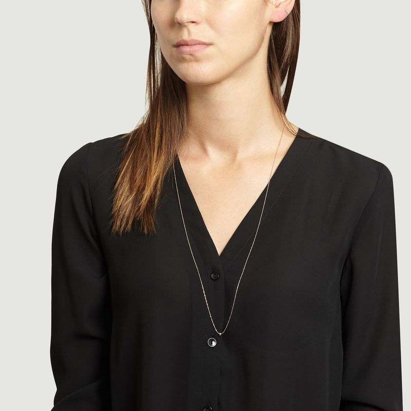 Boucles Fallen Strip - Ginette NY