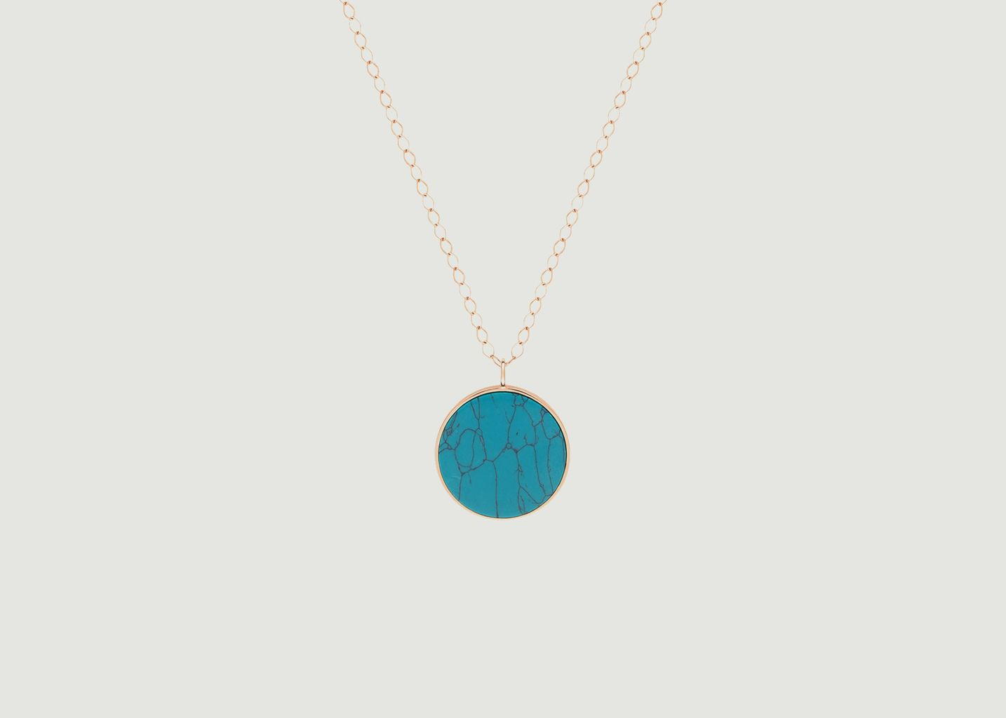 Collier Jumbo Ever Disc - Ginette NY