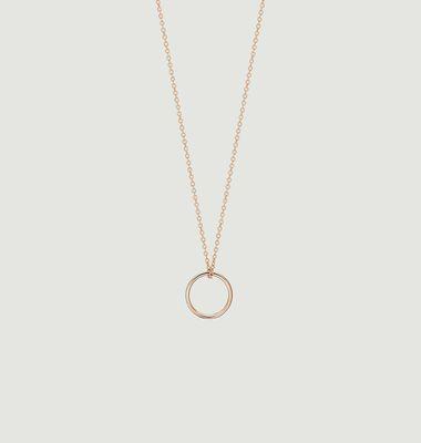 Collier Tiny Circle