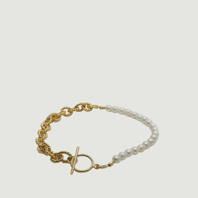 Bracelet bi-matière Elise - Gisel B.