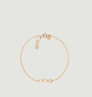Bracelet Polki Triple
