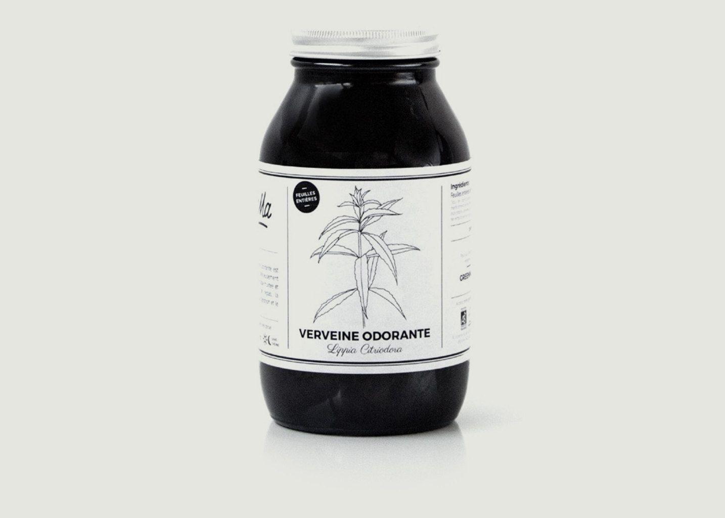 Bocal De Feuilles De Verveine Odorante Bio Française 25 g - GreenMa