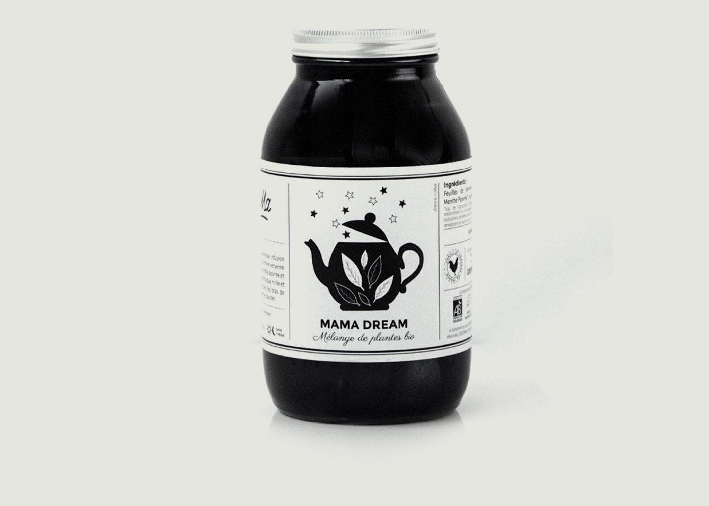 Tisane Mama Dream 40g 100% française - GreenMa