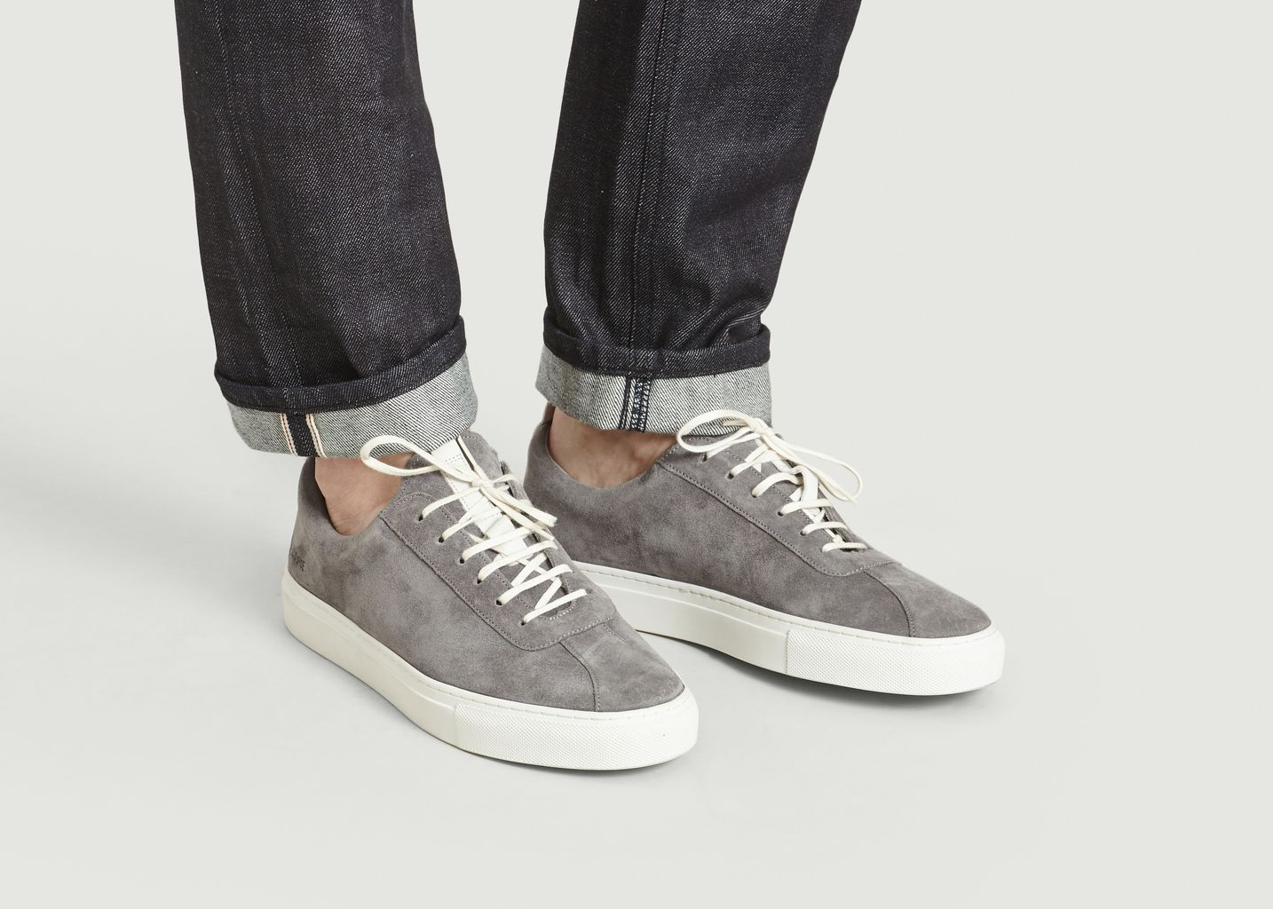 Sneakers 1 Grey Grenson | L'Exception