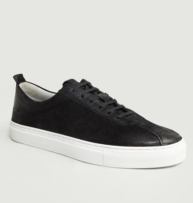Sneakers 1 En Cuir Suédé
