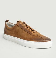 1 Trainers in Suede