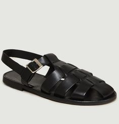 Sandales Cuir Quincy