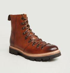Brasy Mountaineering Boots
