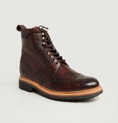 Fred Commando Boots