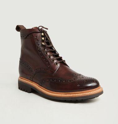 Boots Fred Commando