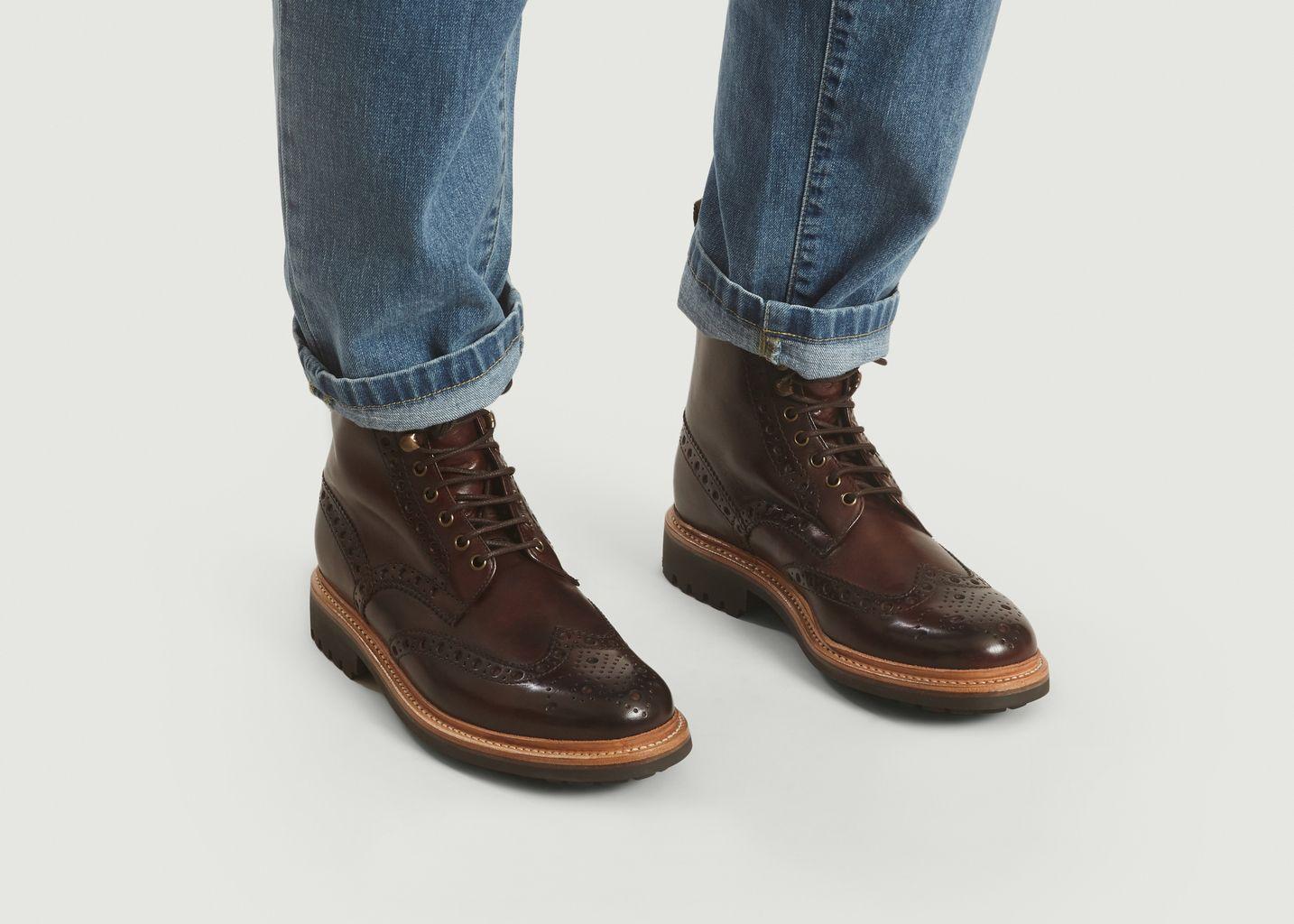 Boots Fred Commando - Grenson