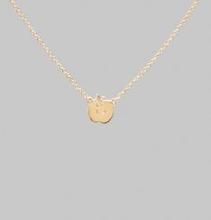 Collier Pomme