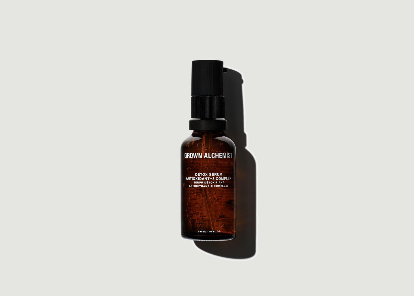 Sérum détoxifiant antioxydant 30ml - Grown Alchemist