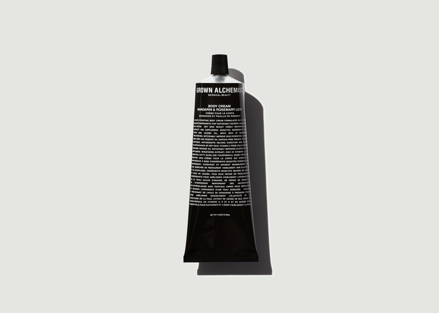 Crème hydratante pour le corps 120ml - Grown Alchemist