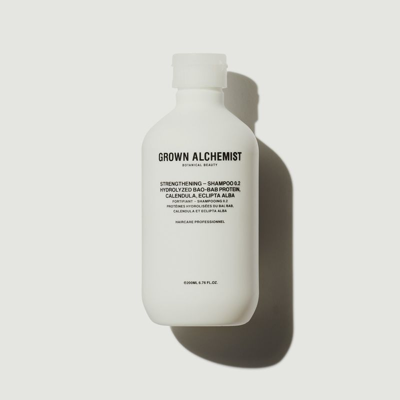 Shampoing fortifiant 500ml - Grown Alchemist