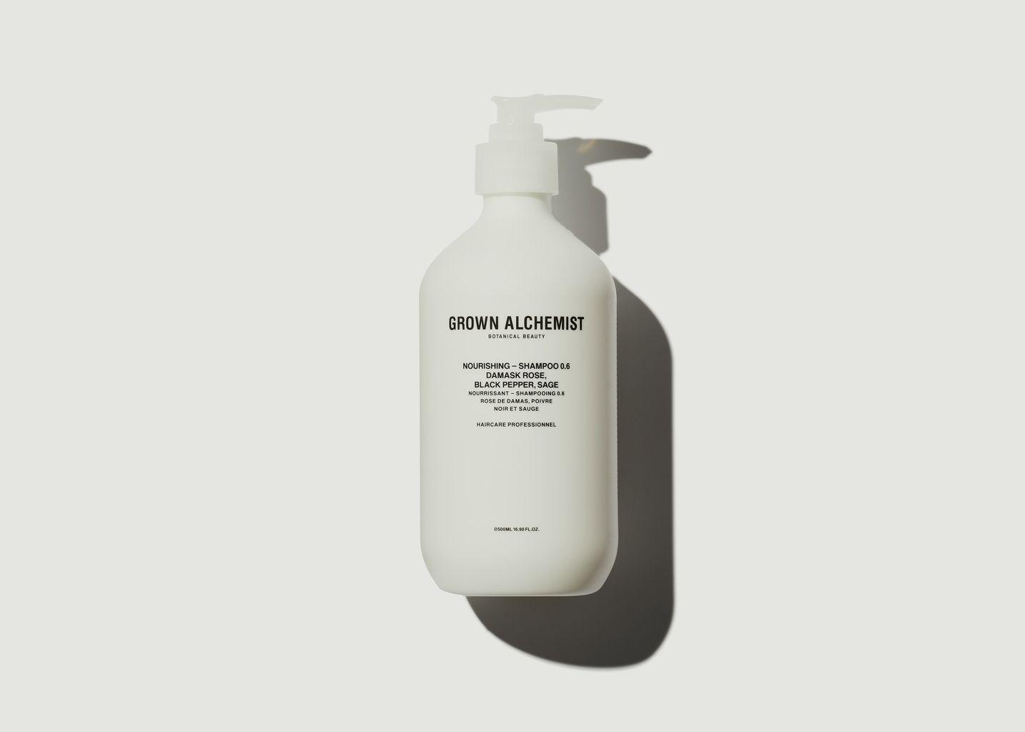 Shampoing nourrissant 500ml - Grown Alchemist