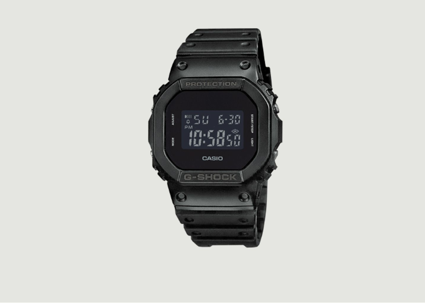 Montre G-SHOCK The Origin DW-5600BB - Casio G-SHOCK