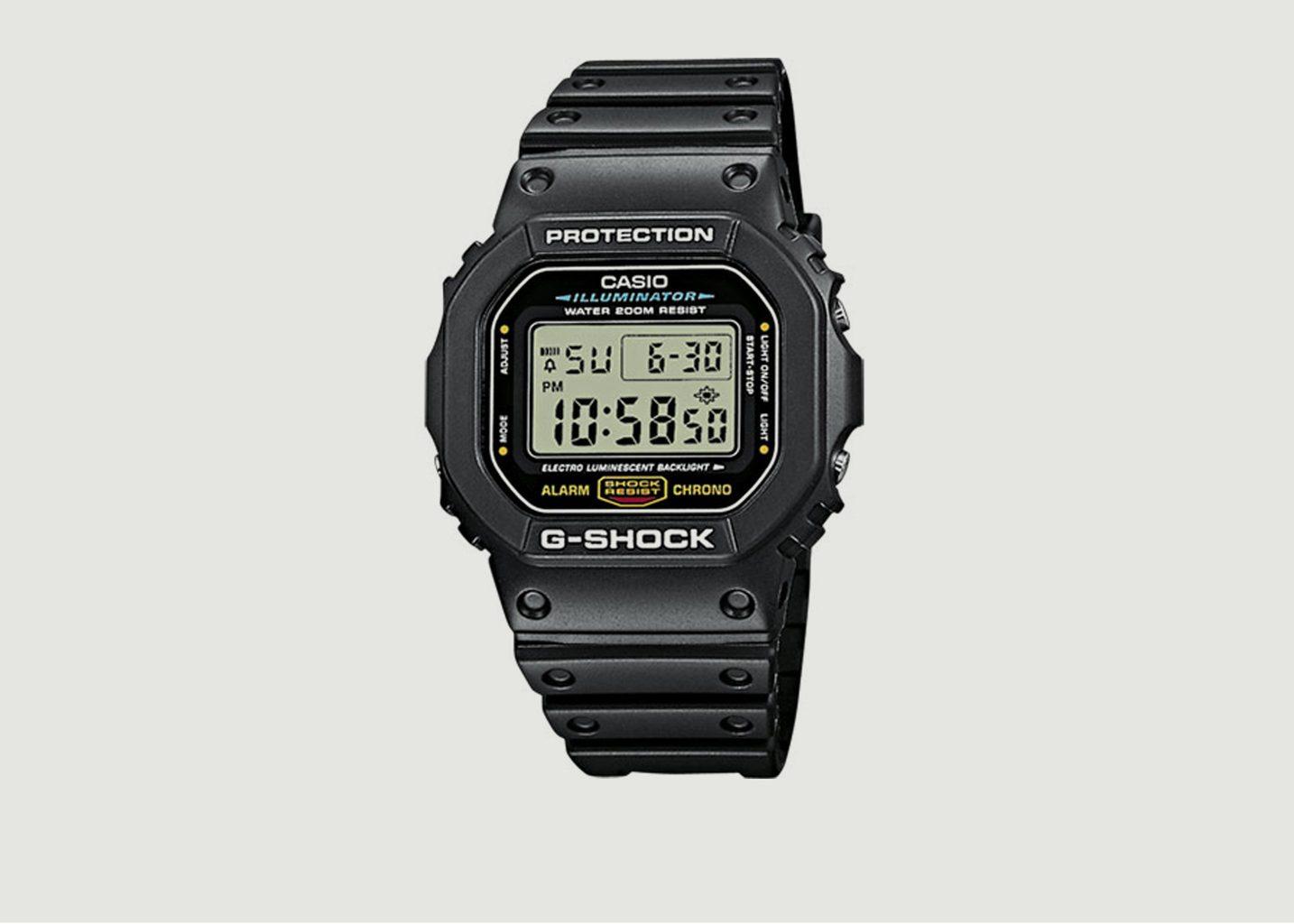 Montre G-SHOCK The Origin DW-5600E - Casio G-SHOCK