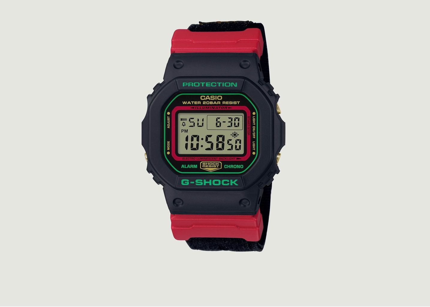 Montre G-SHOCK DW-5600THC - Casio G-SHOCK