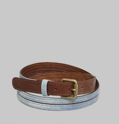 Slim Fit Belt