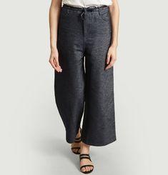 Oversize Organic Cotton Pants