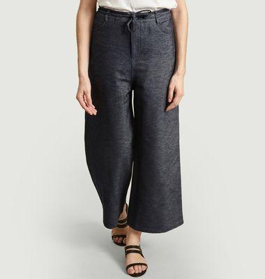 Pantalon Oversize en coton biologique