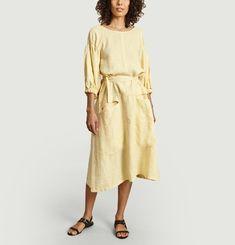 Robe en lin Gaby